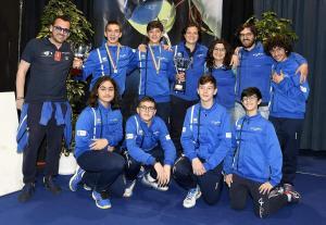 """56° Gran Premio Giovanissimi """"Renzo Nostini"""" - Trofeo """"Kinder+Sport"""" (Riccione - 15/17.05.2019)"""