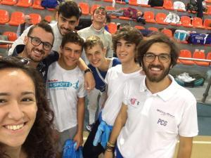 1^ Prova Qualificazione Nazionale - Categoria Assoluti (Ancona 30.09.2017-01.10.2017)